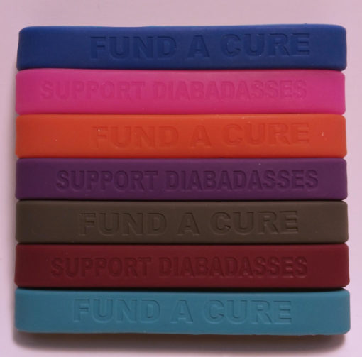 type_1_diabetic_diabadass_medical_id_bracelet_silicone_rubber